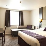 Huddersfield West Premier Inn: From Double to Family Rooms