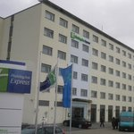 صورة فوتوغرافية لـ ‪Holiday Inn Express Muenchen Messe‬
