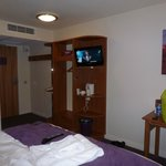 Premier Inn Cardiff City Centre Foto