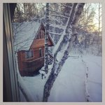 Foto van Susitna River Lodging