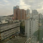 View from Holiday Inn Zhuhai room