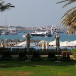 Foto di Le Meridien Mina Seyahi Beach Resort and Marina