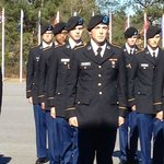 Turning Blue Ceremony Ft. Benning
