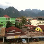Vang Vieng Central Backpackers Foto