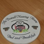 Foto de McDowell-Nearing House Bed and Breakfast