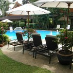 Photo de Palm Garden Resort Phuket