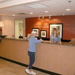 Foto van Hampton Inn Daytona/Ormond Beach