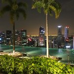 Foto van Marina Bay Sands