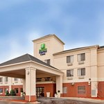 Holiday Inn Express Liberty照片