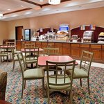 Holiday Inn Express Hotel & Suites Pittsburg resmi
