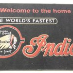 Photo de E Hayes and Sons - The World's Fastest Indian