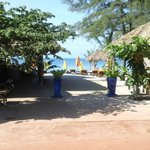 Photo de Eolia Beach Bungalows Resort