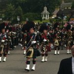The mass pipes and bands