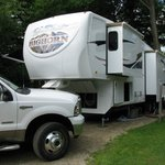 Foto de Country Bumpkins Campground and Cabin