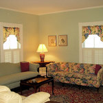 Relax in our Parlor (FREE Home-baked treats & Beverages)