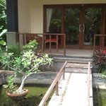 Foto de Bali Bhuana Beach Cottages