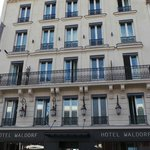 Photo de Hotel Waldorf Montparnasse