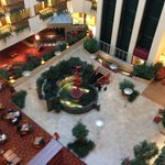 Bilde fra Embassy Suites Northwest Arkansas