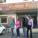 Photo de Hotel Padmini Palace