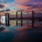Infinity pool - Vanessa Hall Photography