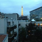 Photo de Hotel Arley Tour Eiffel