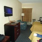 Comfort Inn & Suites DFW Airport South resmi