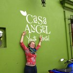 Casa Angel Youth Hostel resmi