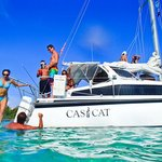 Catamaran Belize - Private Day Tours