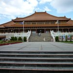 One of the sights......the Nan Tien temple nearby....