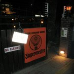 Joe's Beerhouse entranc