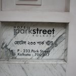 Entrance from Park Street