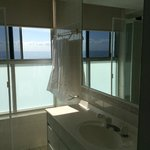 Ocean View from Bathroom