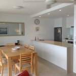 Kitchen & Dining - 2Bed/2Bath Riverview