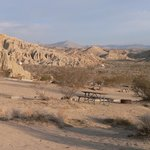 Foto de Red Rock Canyon State Park Ricardo Campground