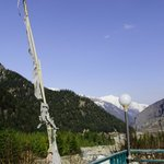View of Sangla Valley from BRC
