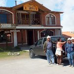 Photo de Hostal Chukirawa