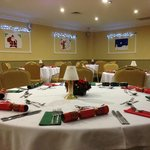 Christmas Day in the Function Room