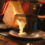 la raclette traditionnelle