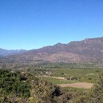 Valley view, a quick drive from Casa Ojai