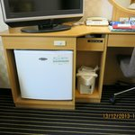 Mini Fridge and coffee/tea making facilities