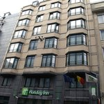 Holiday Inn Brussels Schuman resmi