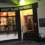 ‪Ghost Alley Espresso‬