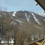 View of the Mountain from my South Wing room.