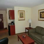 Holiday Inn Express Tampa Fairgrounds resmi