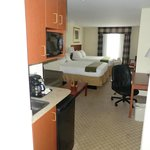 Foto de Holiday Inn Express Tampa Fairgrounds