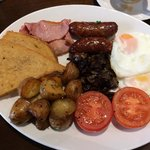 Great fry up