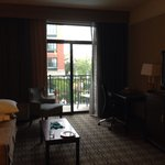 Photo de Courtyard by Marriott Savannah Historic District