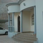 Entrance to Al Taif Tours accommodation