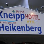 Photo de Kneipp-Kurhotel-Heikenberg