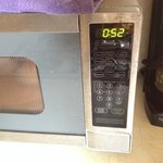 Microwave could be cleaner